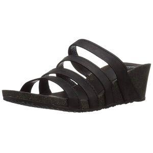 TEVA Ysidro Slide Wedge Sandal